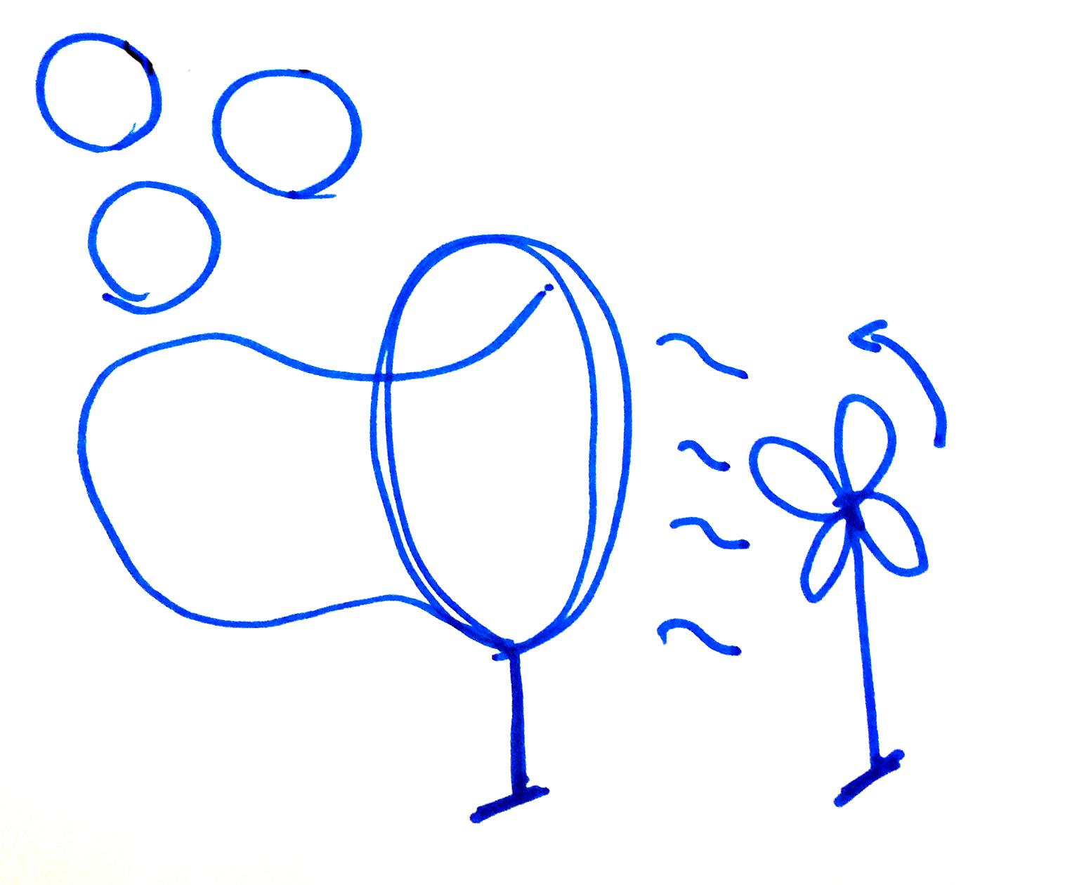 Bubb sketch
