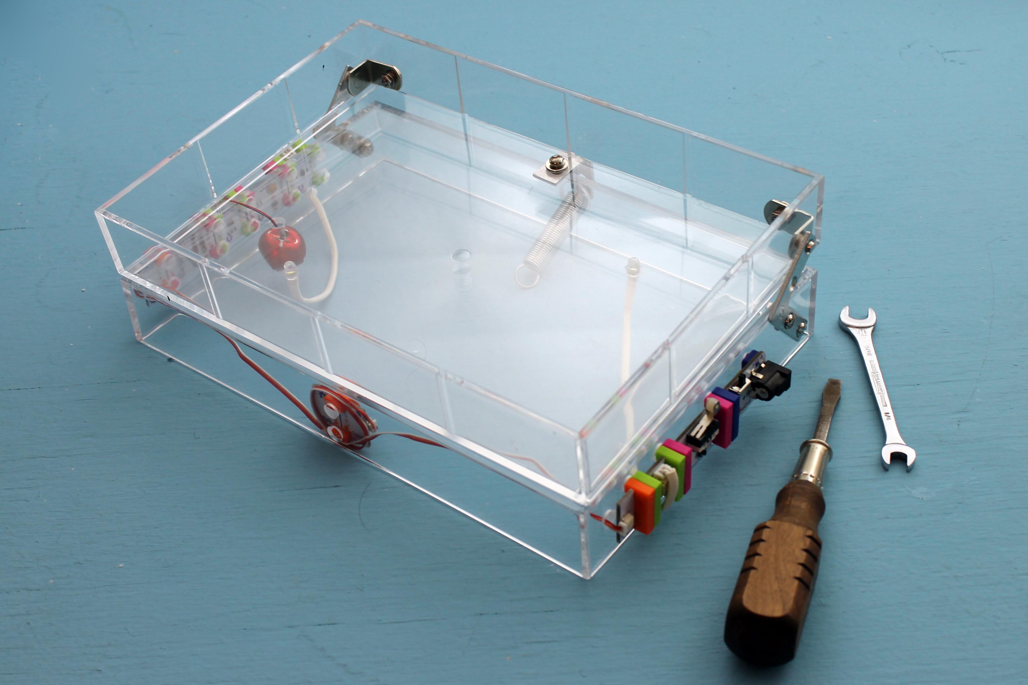 09 02 install tray