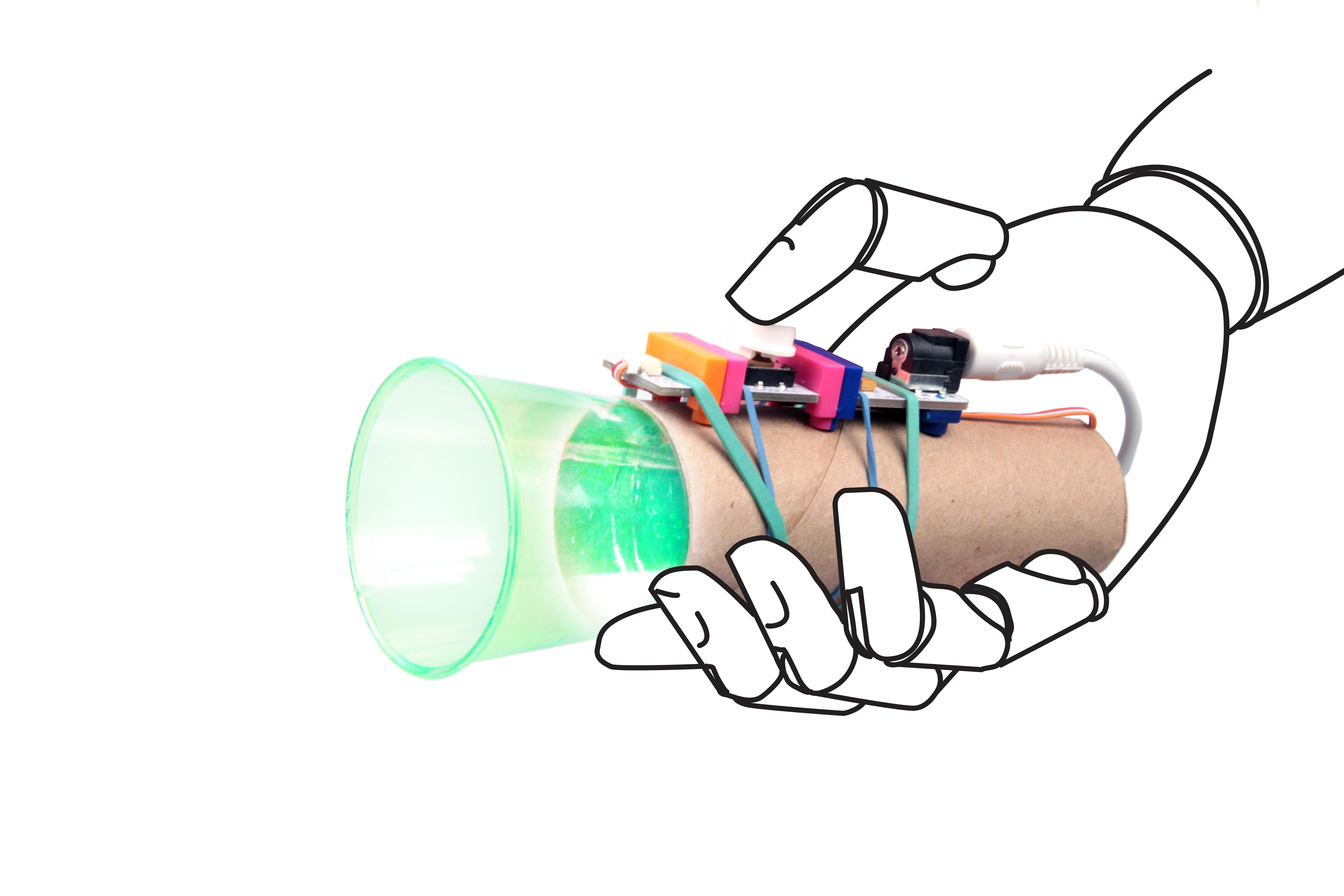Img 1257 flashlight whand2