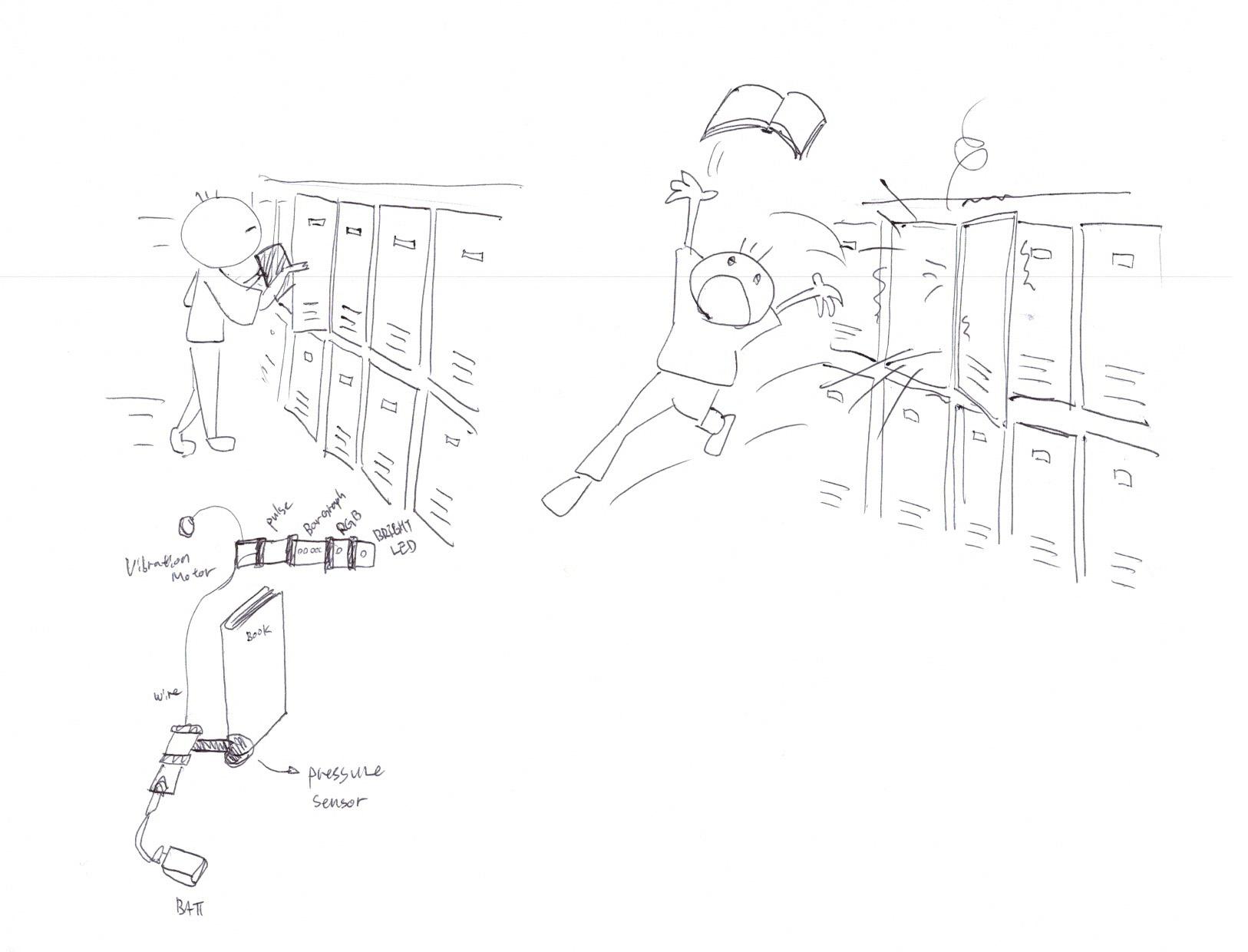 locker prank  a littlebits project by littlebits