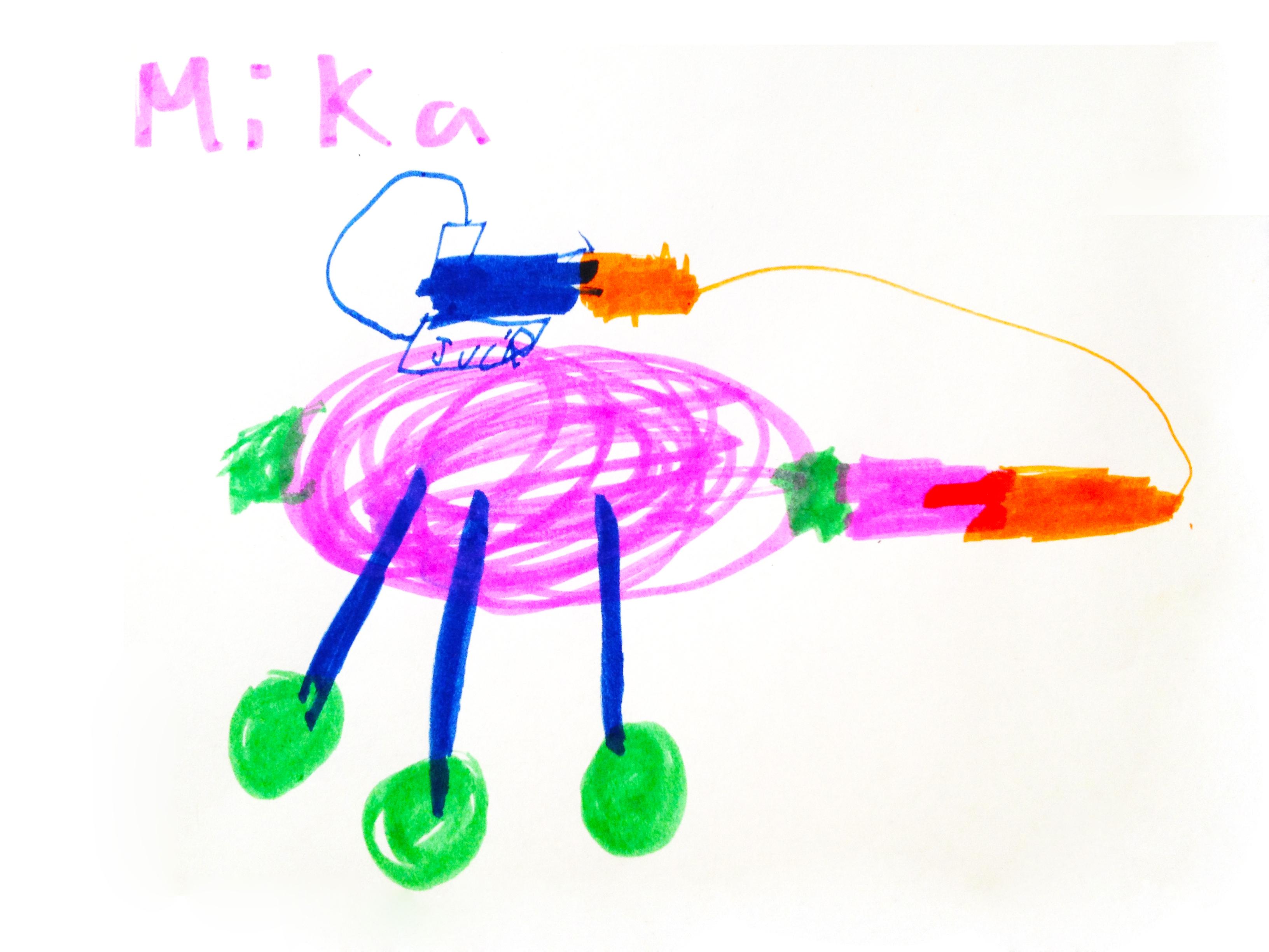 Mika sketch aiga workshop