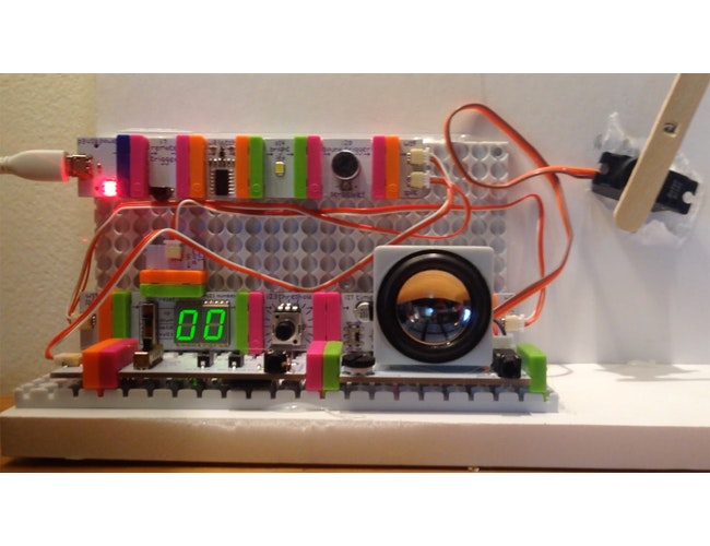 Quiet time machine with littlebits1