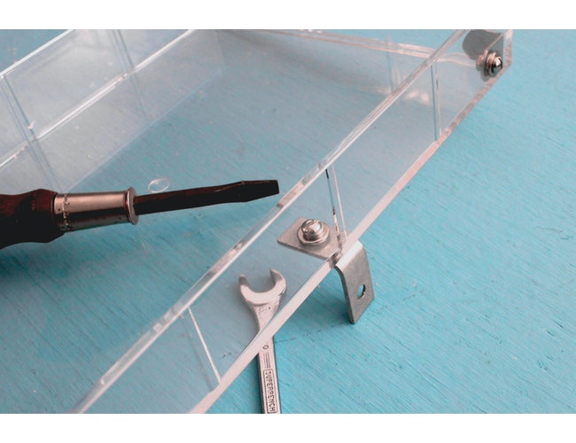03 03 mounting lever arm
