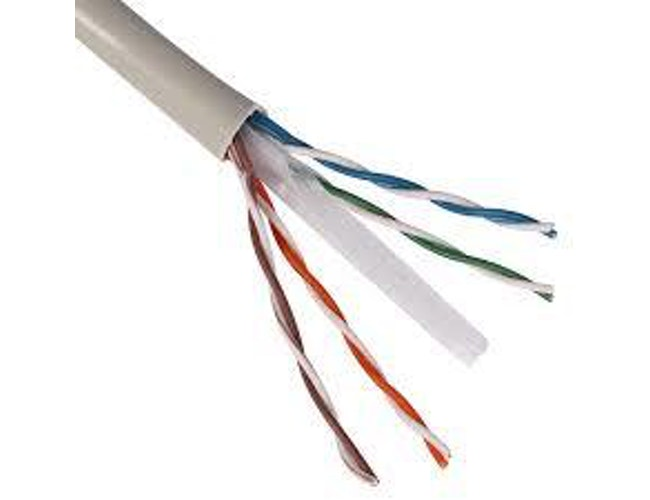 It Is Very Important That The Wiring Is Done With Twisted Cable That