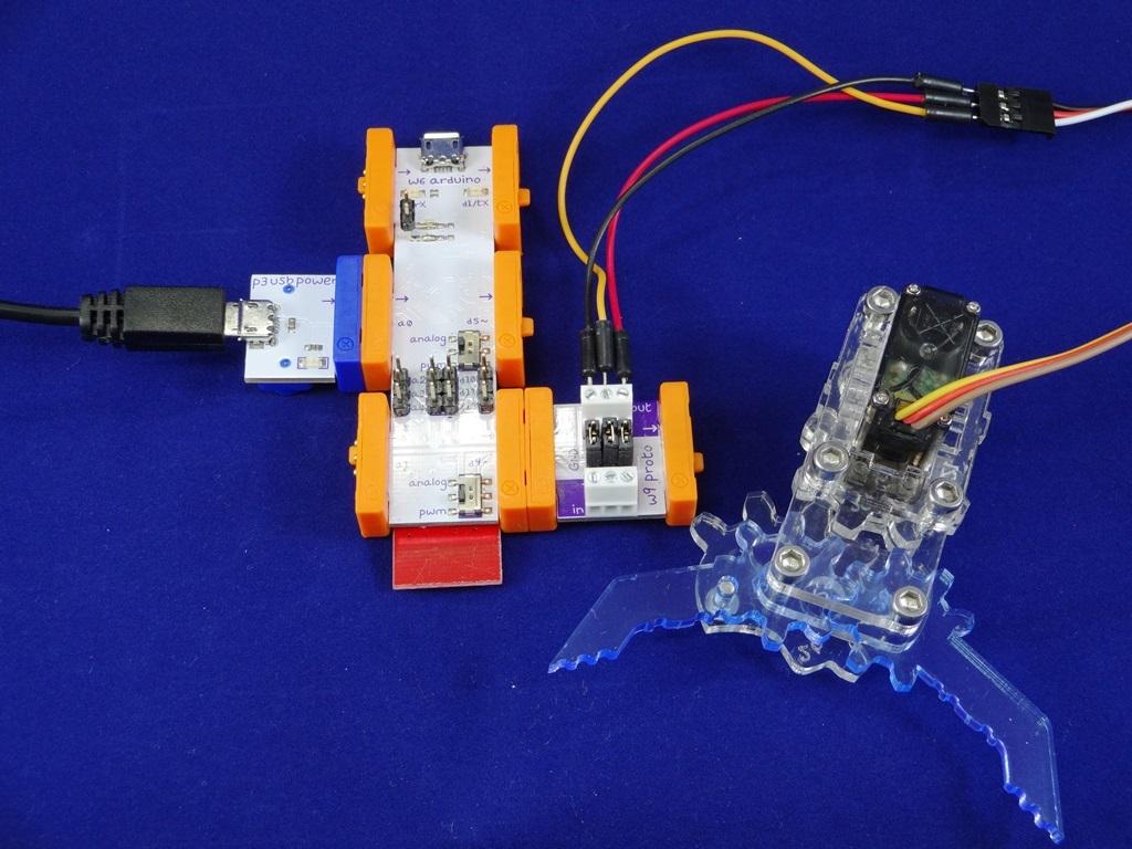 littleBits goes Bluetooth: a littleBits Project by SeventhDwarf